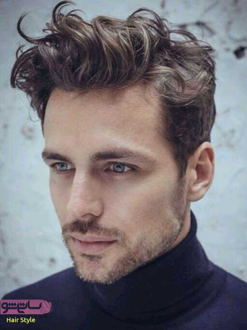 مدل مو کوتاه مردانه 2019